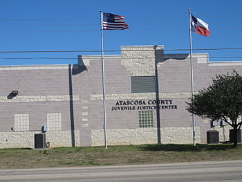 English: The Juvenile Justice Center in Atasco...