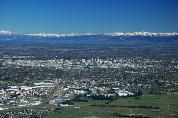 Christchurch - Wikipedia