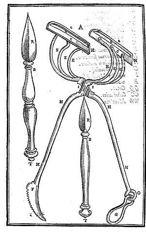 Gaspare Tagliacozzi - De curtorum chirurgia pe...