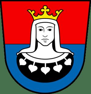 Deutsch: Wappen des Fürststifts Kempten. (Hild...