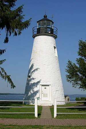 Concord Point Lighthouse, The Iconic Represent...