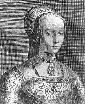 Lady Jane Grey, engraving
