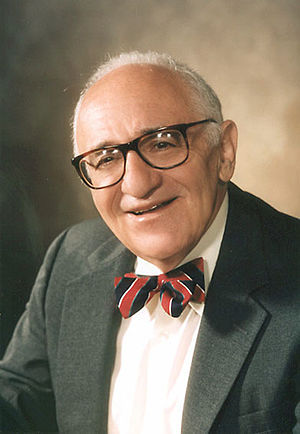 Murray Rothbard in the 90's