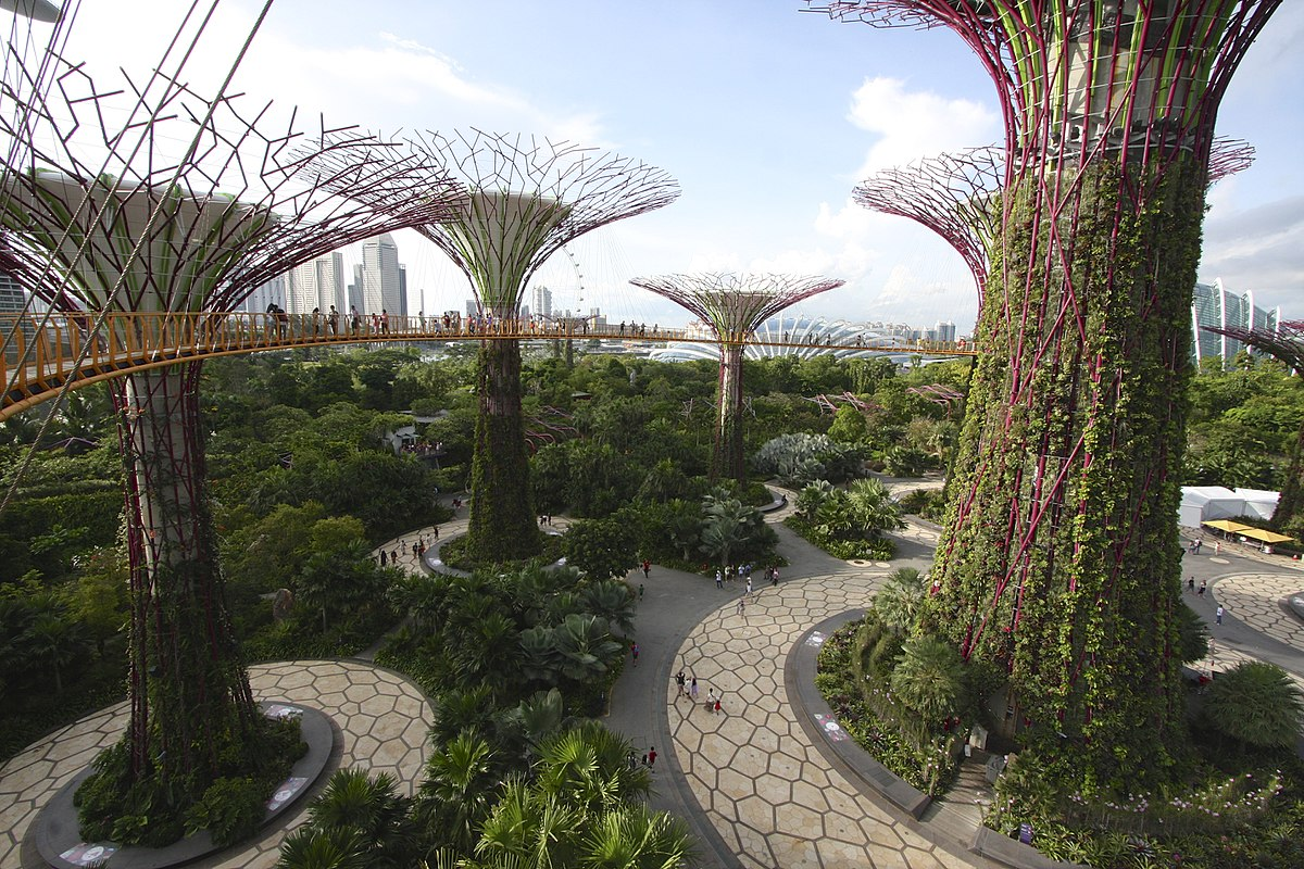Gardens by the Bay  Wikipedia