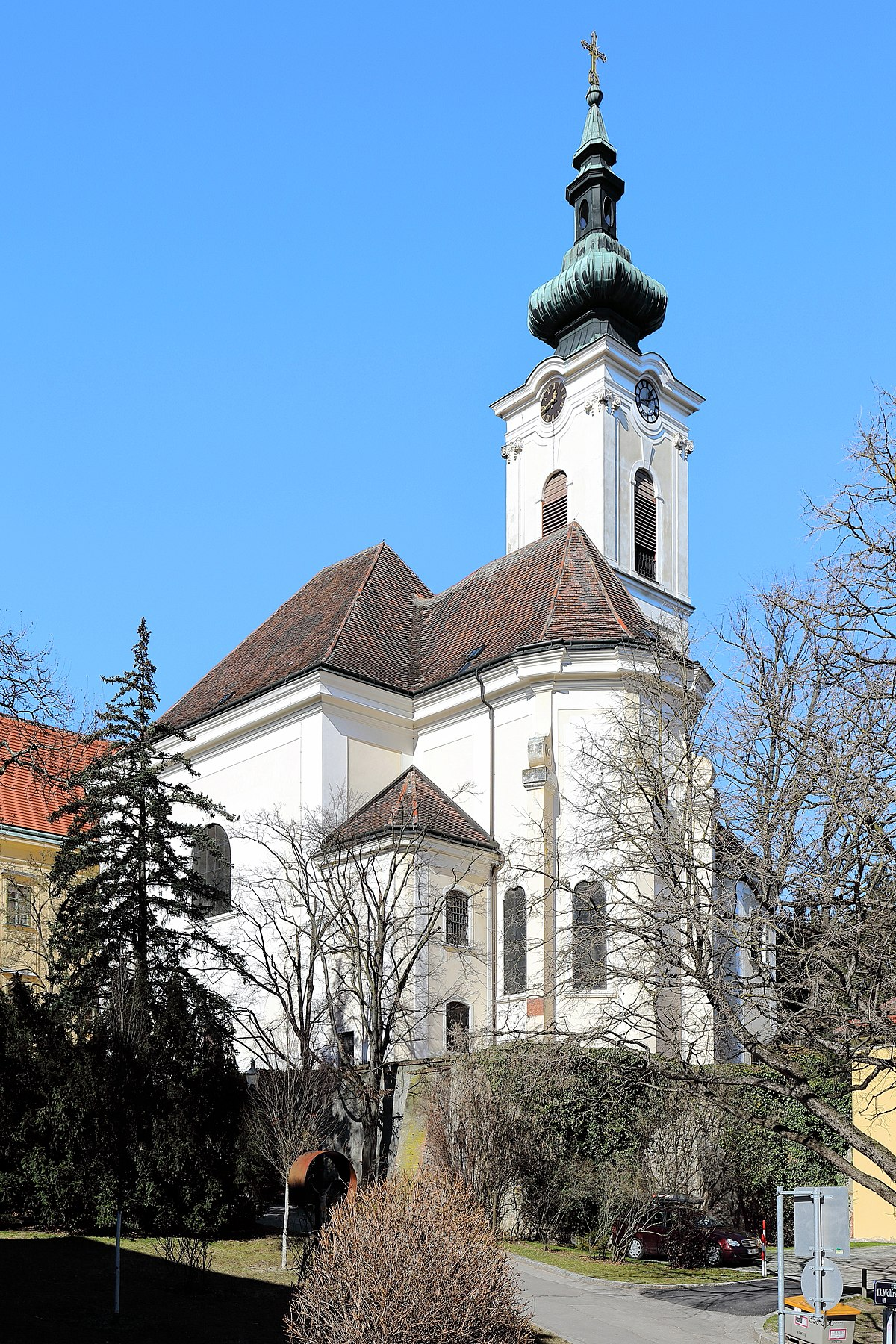 Ober St Veiter Pfarrkirche  Wikipedia