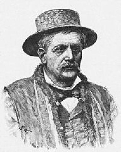 Portret autorstwa Stanisława Witkiewicza