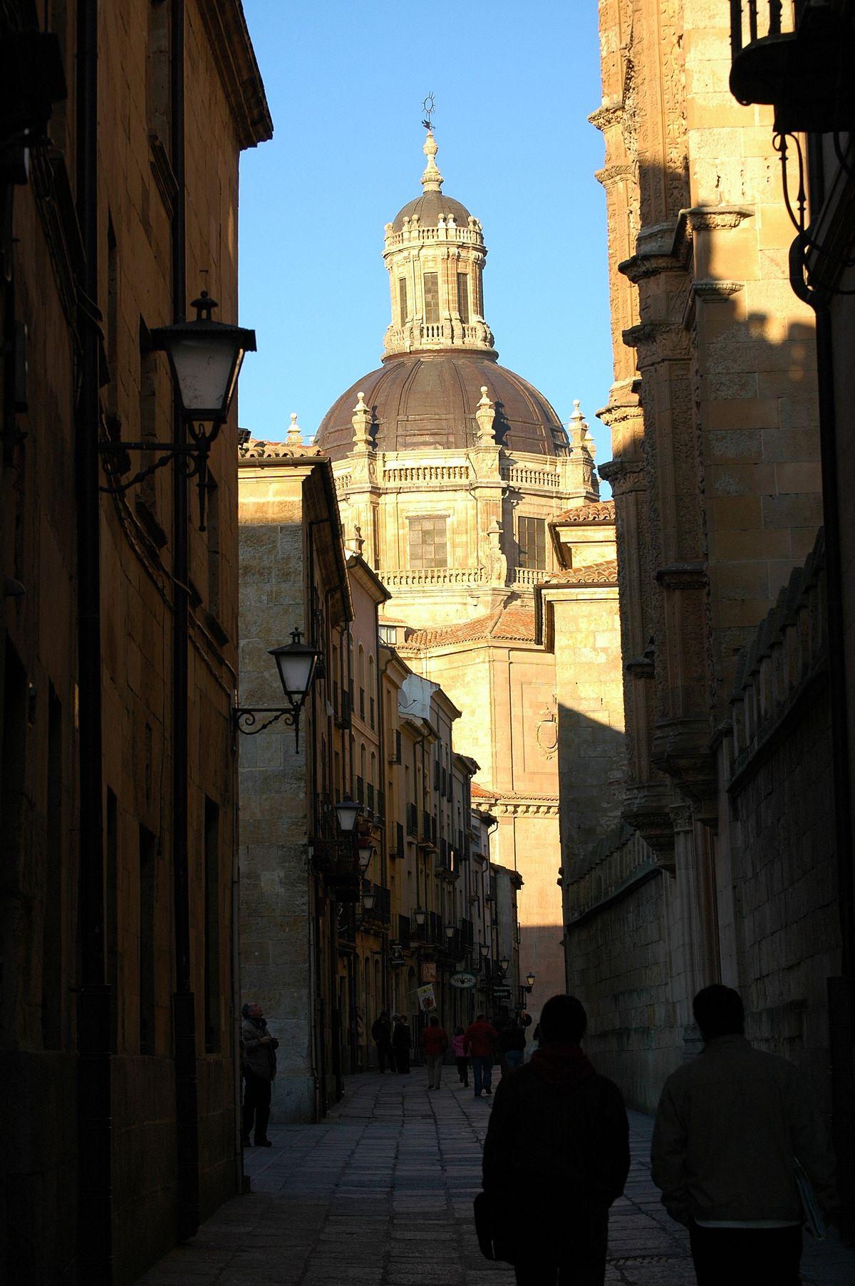 Calle Libreros Salamanca  Wikipedia la enciclopedia libre