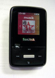 SanDisk Sansa  Wikipedia