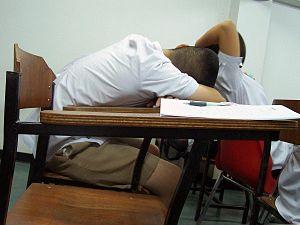 Job burnout affects on sleep