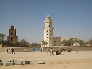 English: Abéché, Tchad