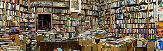 Antiquariaat  Wikipedia