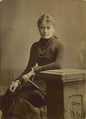 Bertha Wegmann