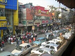 Karol Bahg Market, Ajmal Khan Road and Padam S...