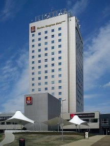 Clarion Congress Hotel Esk Budjovice Wikipedie