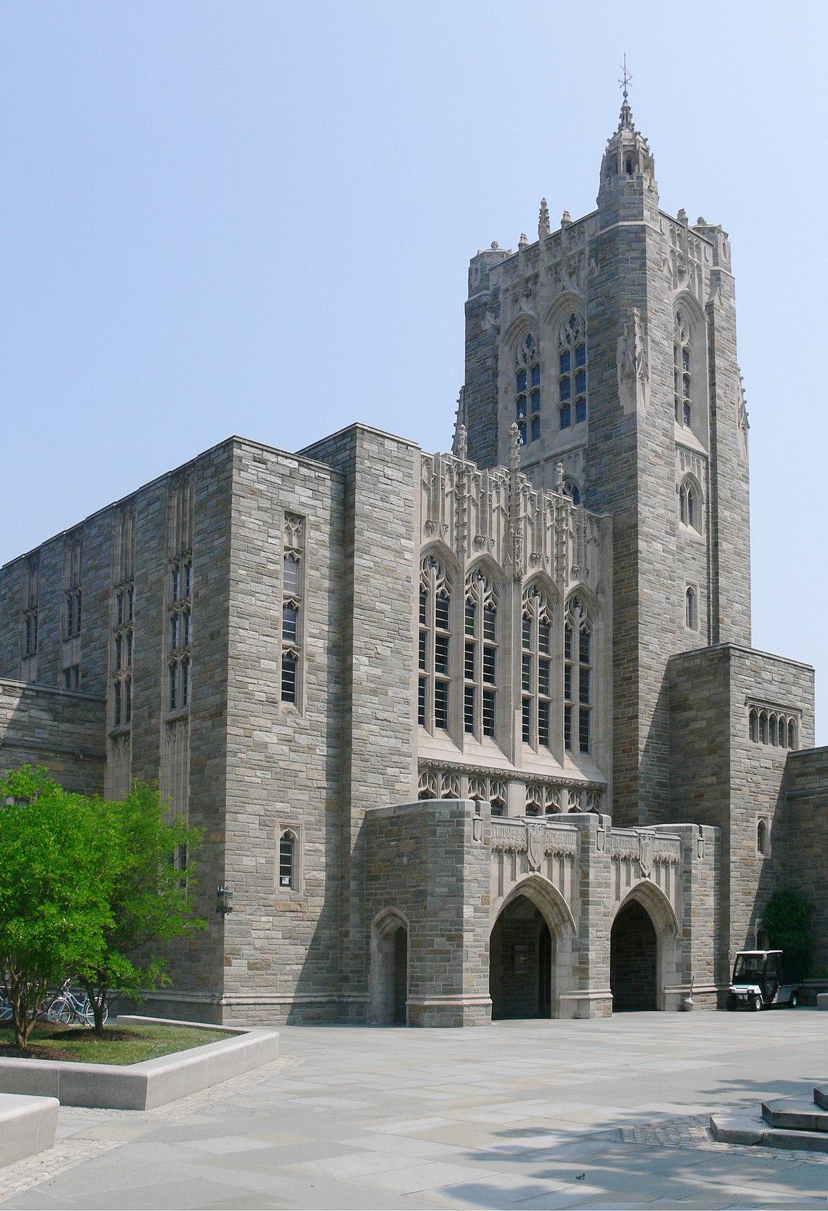Princeton University Library  Wikipedia