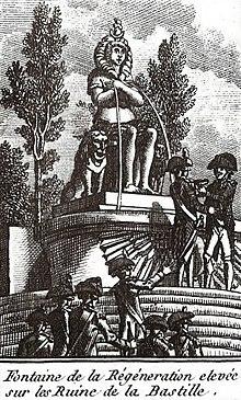 Fontaine de la Régénération (Place de la Bastille).jpg