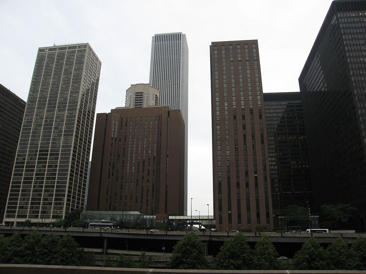 Hyatt Regency Chicago  Wikipedia