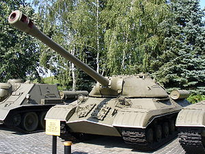 "English: IS-3. The ""Joseph Stalin"" t..."