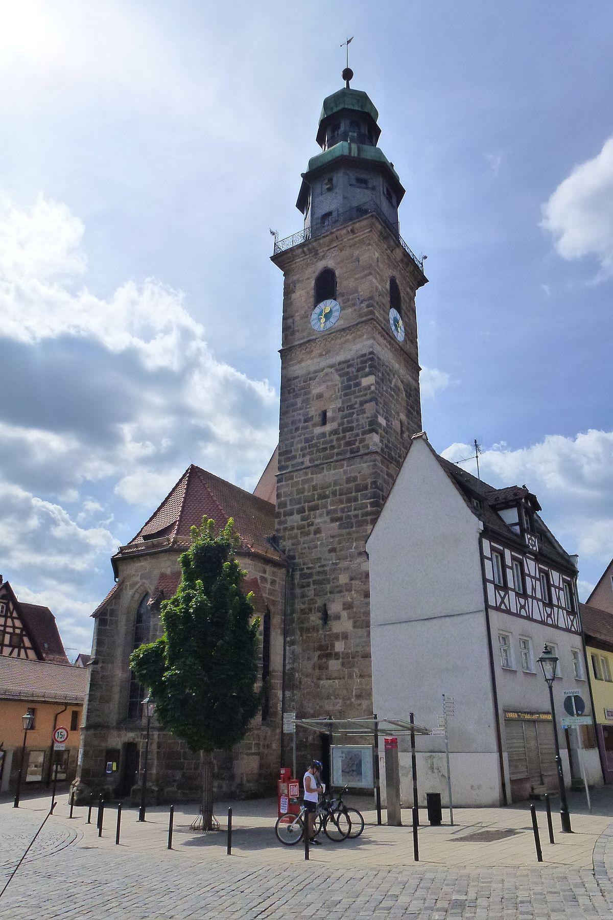 Johanniskirche Lauf an der Pegnitz  Wikipedia