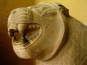Escultura asiria