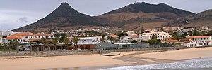 Madeira_Strand_porto_santo. Photograph: Peggy