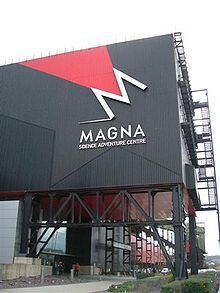 Magna Science Adventure Centre  Wikipedia