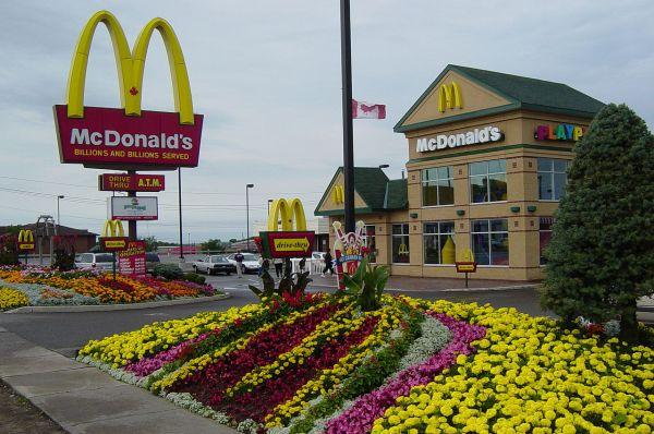 File Mcdonald' Canada Restaurant In Sault Ste. Marie