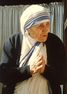 Madre Teresa Di Calcutta Wikipedia