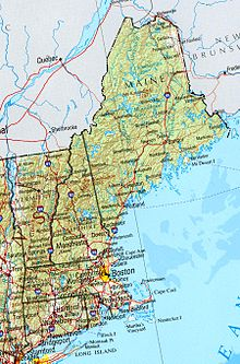 Show Me A Map Of New England : england, England, Wikipedia