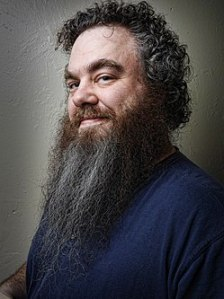 Image result for patrick rothfuss