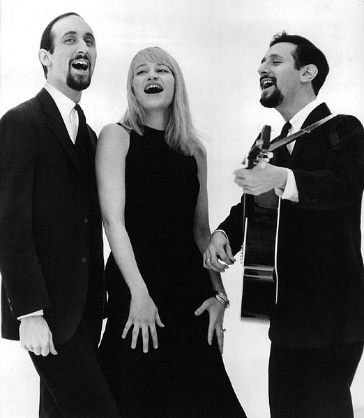 File:Peter Paul and Mary 1963.JPG