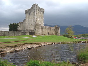 Ross Castle (Killarney National Park, Co. Kerry)
