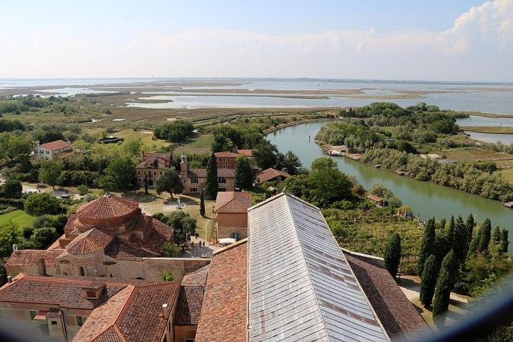Torcello, santa maria assunta, campanile, visiter
