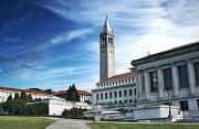 Campus of the UC Berkeley in Berkeley, Califor...