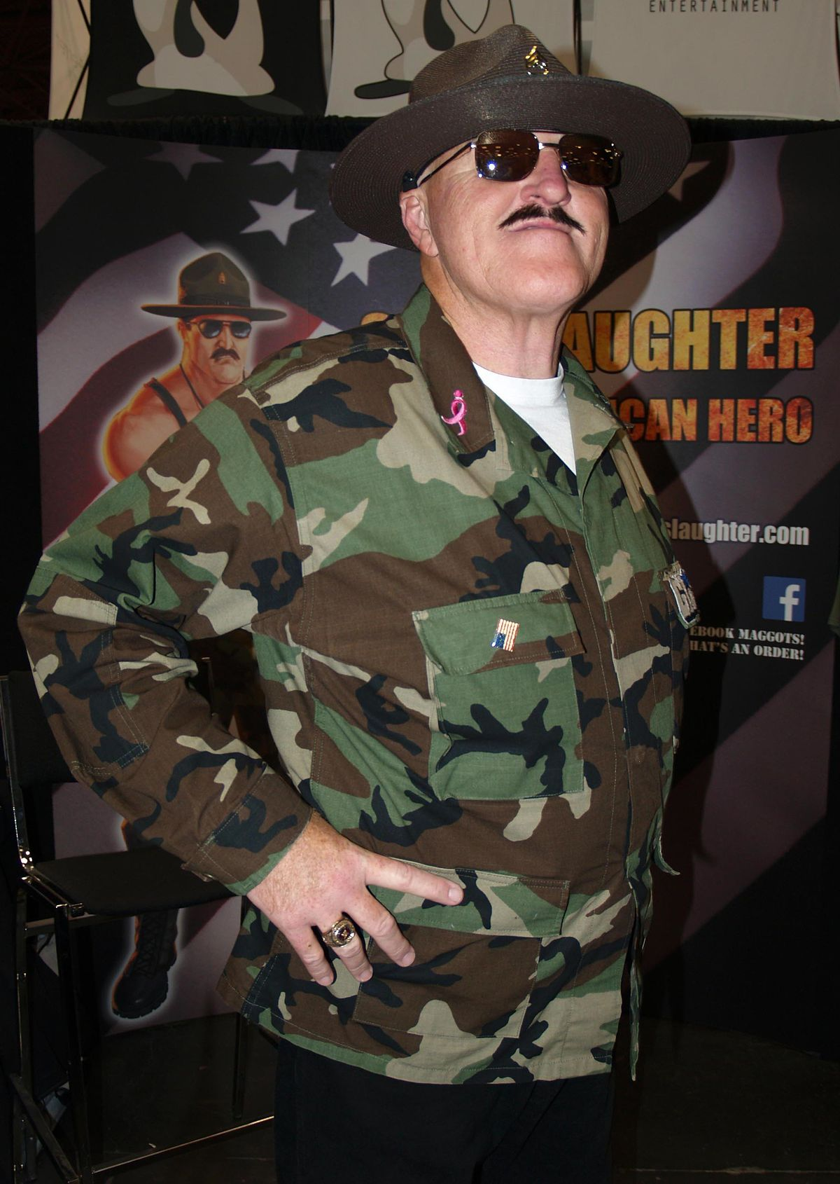 Sgt Slaughter  Wikipedia