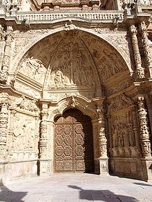 Catedral de Astorga  Wikipedia la enciclopedia libre