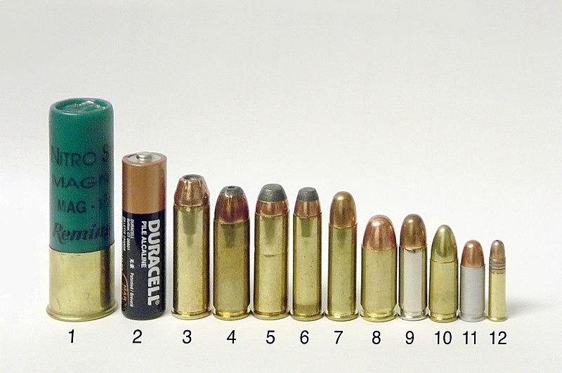 17 Winchester Super Magnum Pistol