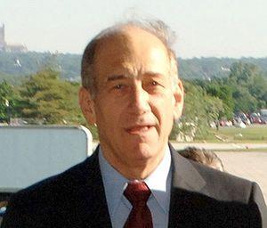 Prime Minister of Israel Ehud Olmert
