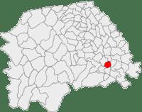 Fălticeni în România