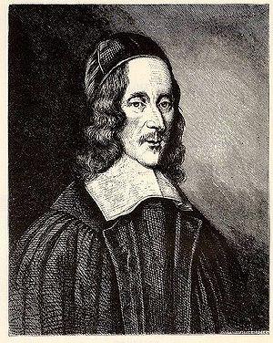 Portrait of George Herbert (poet) by Robert Wh...