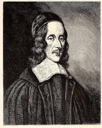 Portrait of George Herbert (poet) by Robert Wh...
