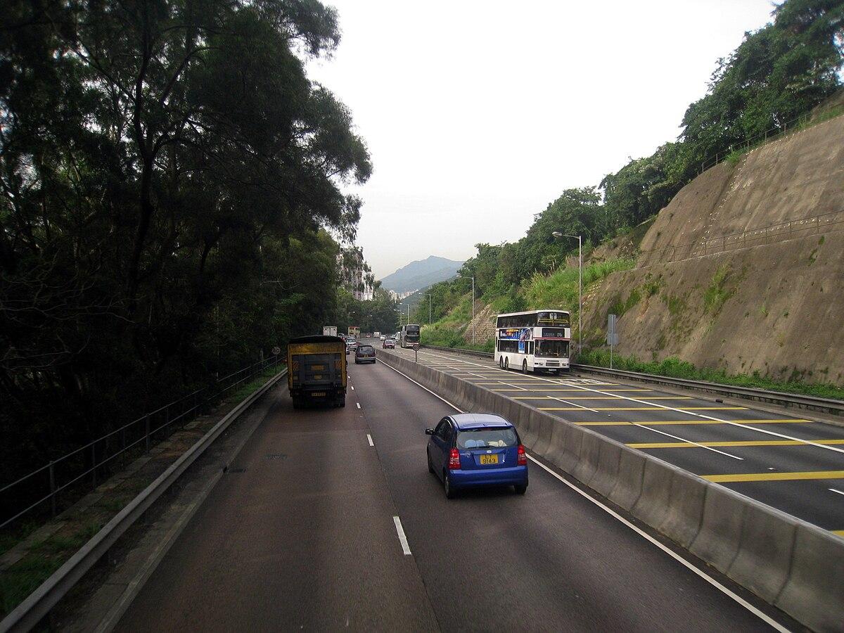 獅子山隧道公路 - 維基百科,自由的百科全書