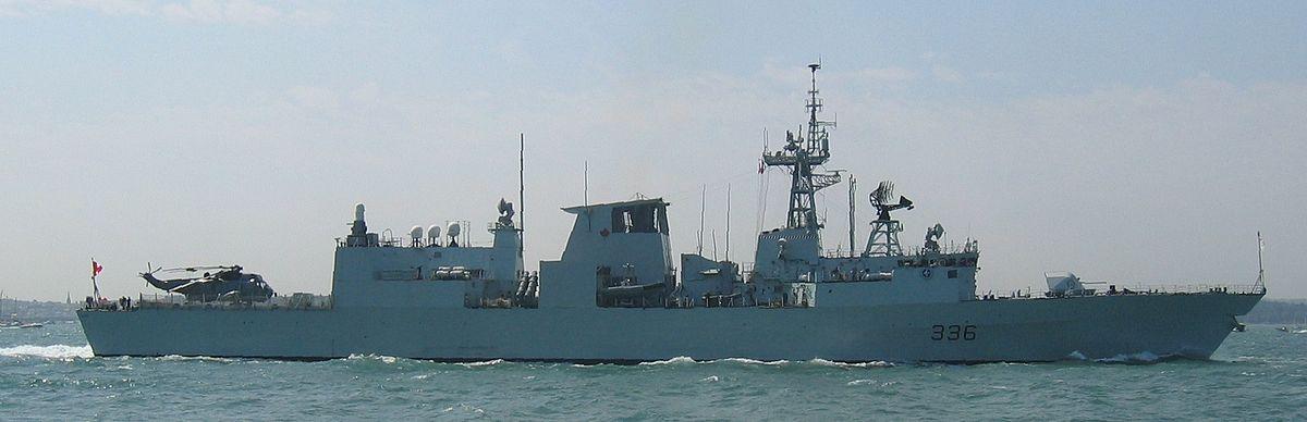 HMCS Montral FFH 336  Wikipedia