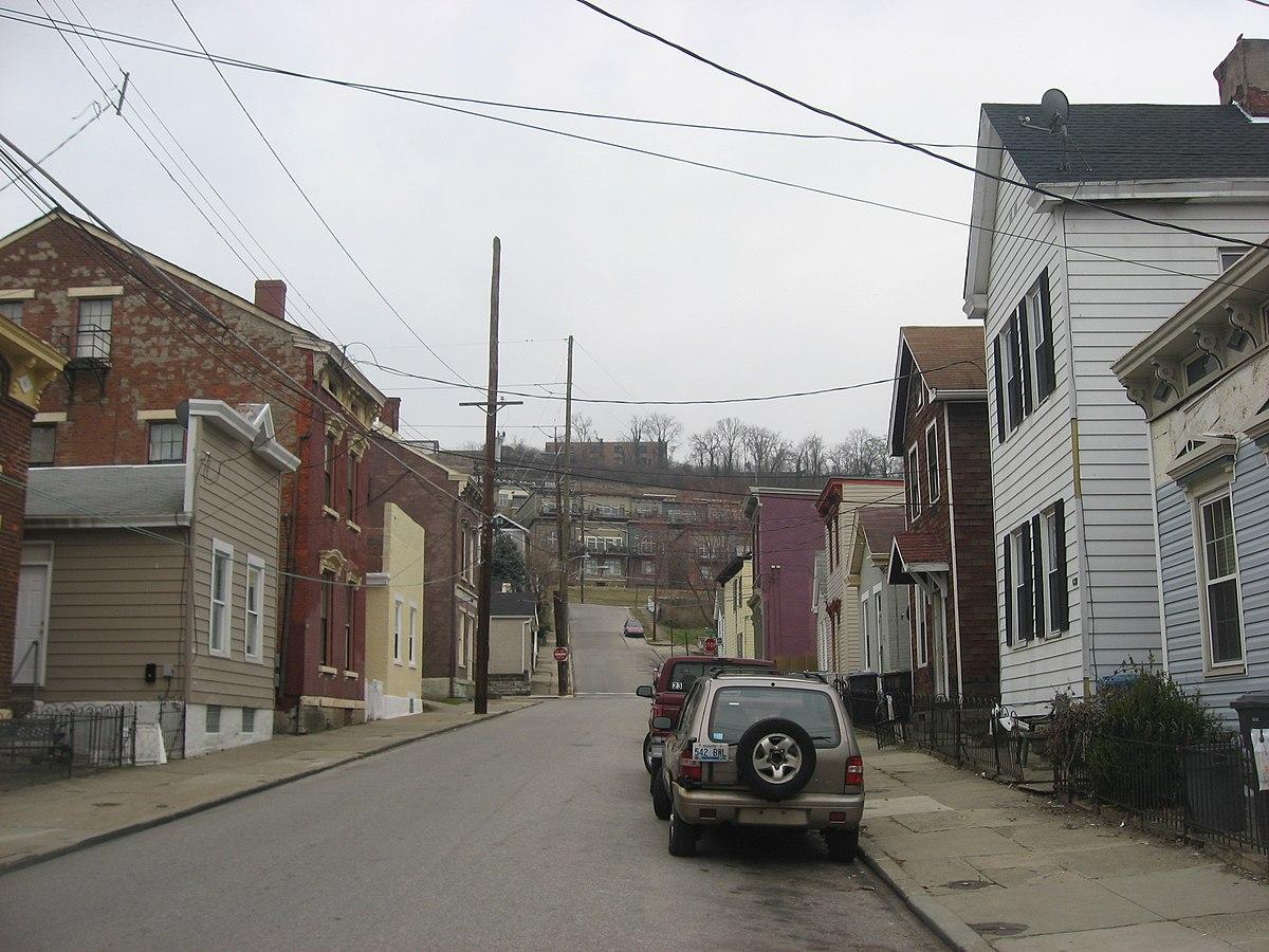 Lewisburg Historic District Covington Kentucky  Wikipedia
