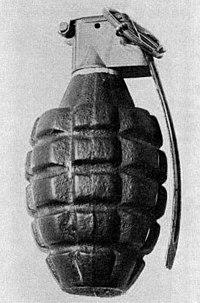 手榴彈 - 維基百科,自由的百科全書