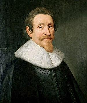 Hugo Grotius by Michiel Jansz van Mierevelt, 1...