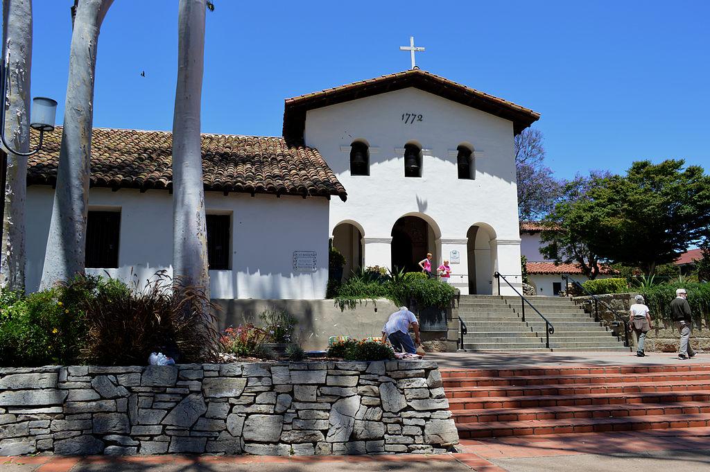 Luis De High Tolosa Obispo San Mission Picture