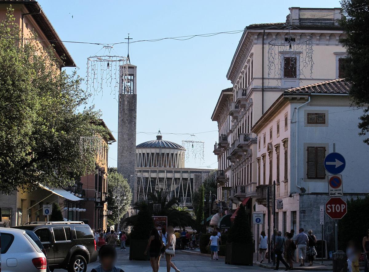 Chiesa di Santa Maria Assunta Montecatini Terme  Wikipedia