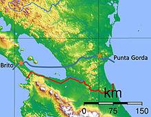 尼加拉瓜運河 - 維基百科,自由的百科全書
