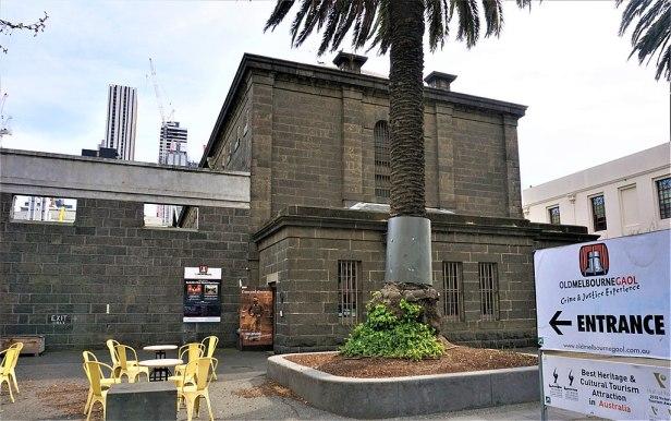 Old Melbourne Gaol - www.joyofmuseums.com - exterior
